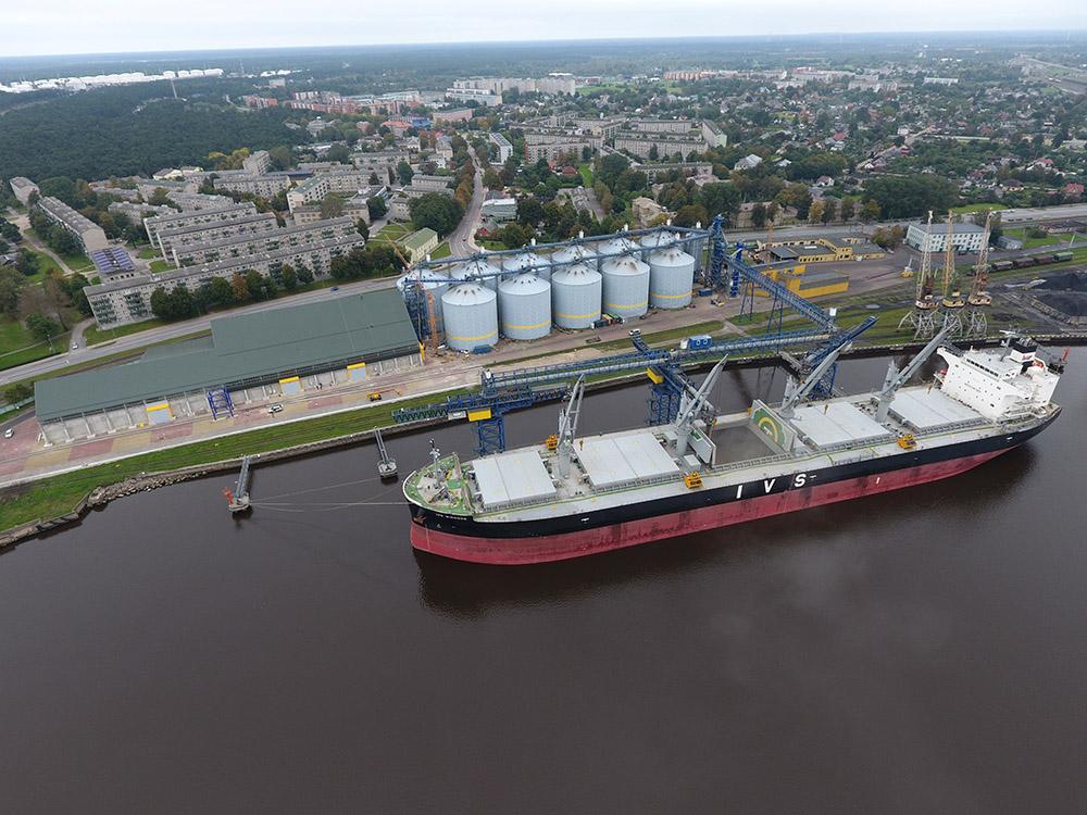 Казахстан избавляется от терминала в порту Вентспилса. Россия забирает у Литвы еще одного богатого клиента?